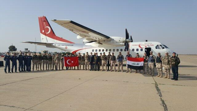 Turkey sends troops to Iraq
