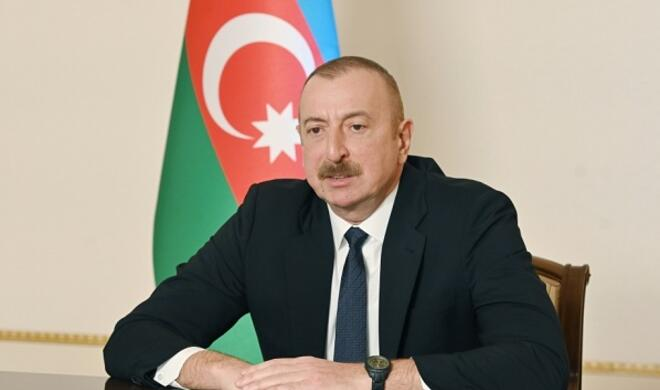 President: Azerbaijan and Russia are neighbouring states