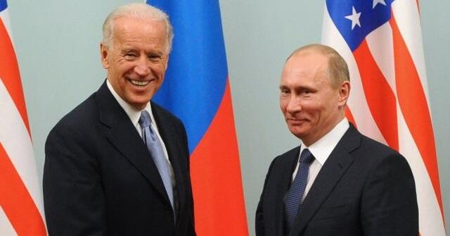 Biden spoke with Putin: Offer to meet in a third country...