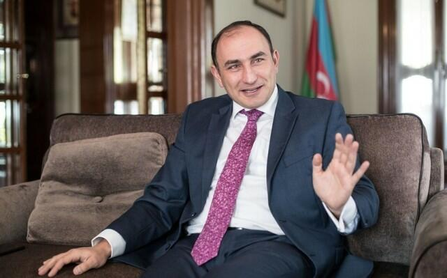 Azərbaycanlı səfir erməni təcavüzünü ifşa etdi
