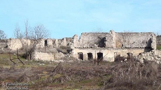 Khalafsha destroyed by Armenians -