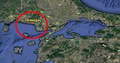ABŞ gəmilərlə Türkiyəyə yaxın limana silah yığır - Foto
