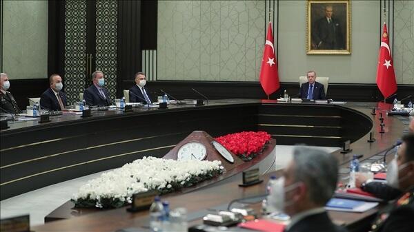 Türkiyə Milli Təhlükəsizlik Şurasının iclası keçirilir