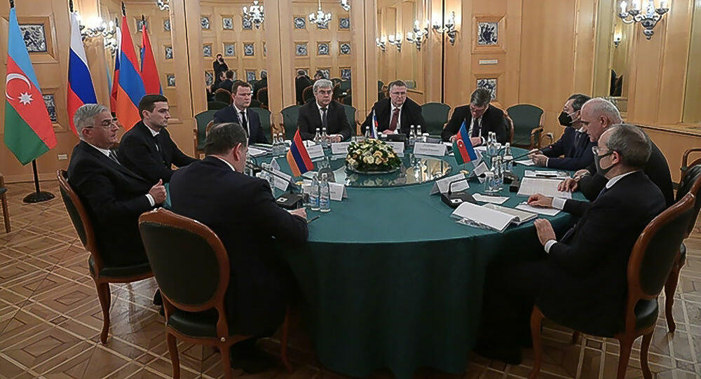 The Baku-Moscow-Yerevan working group will meet tomorrow