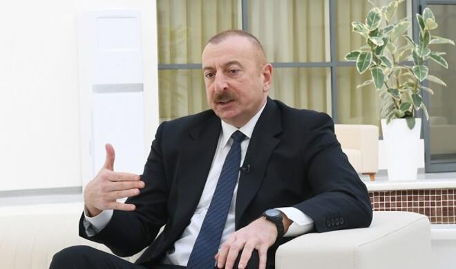 Azerbaijanis will return to those lands - Ilham Aliyev
