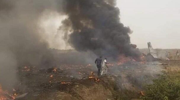 Nigeriyada dəhşətli qəza: 11 ölü, 39 yaralı