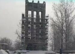 Vagif's mausoleum in Shusha is being renovated -