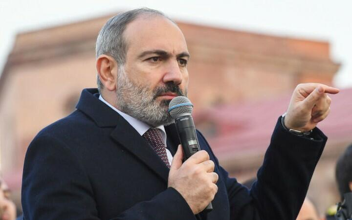Pashinyan was expelled from the city