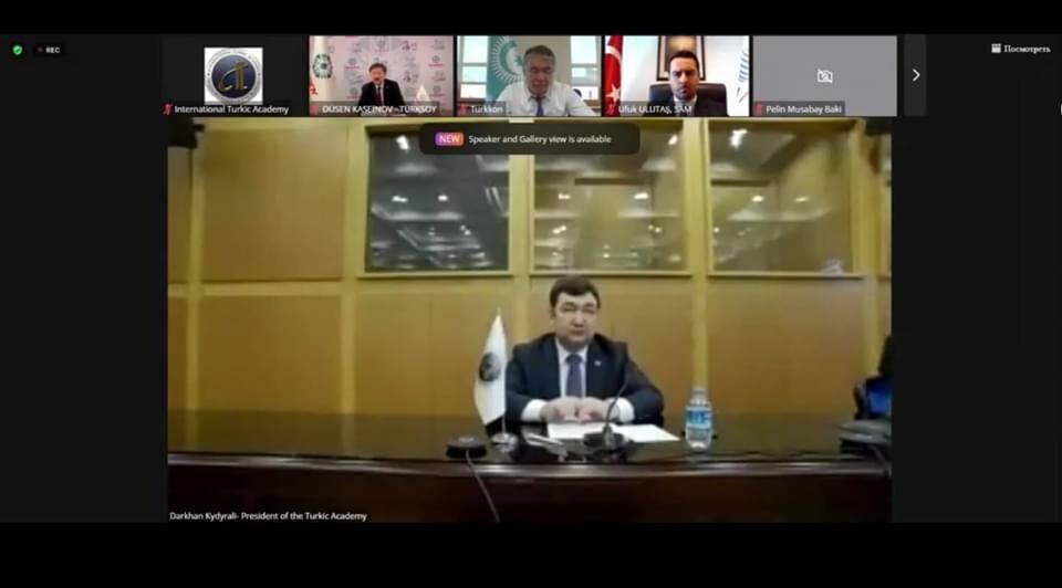 Qardaş ölkə nümayəndələri bir araya gəldi - Foto