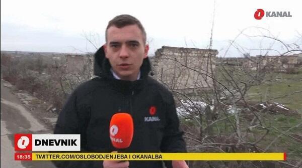 Şəhərdə gördüyümüz tək şey xarabalıqlar idi - Reportaj