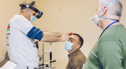 İsraildən ölkəmizə humanitar həkim heyəti gəldi