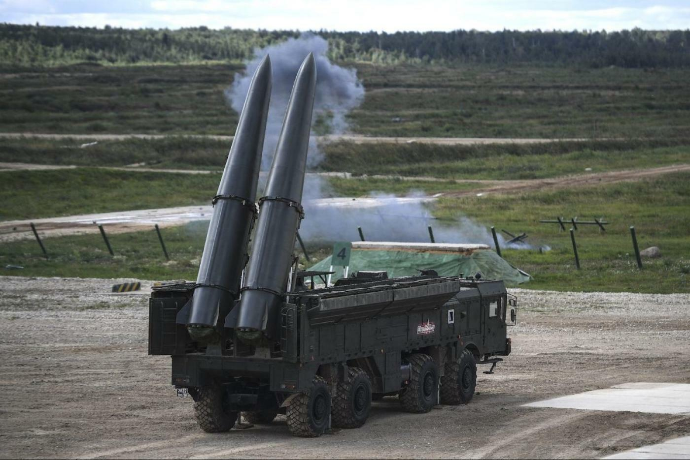 "MEM: ""Iskander"" missile was shot down over Baku"