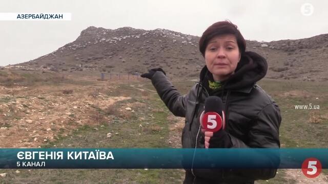 Ukrayna kanalında Xocalı ilə bağlı reportaj yayımlandı