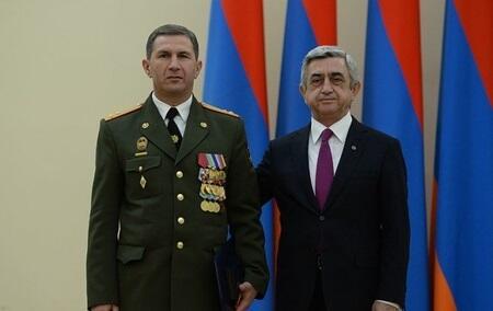 Sərkisyanla Qasparyanın sensasion telefon danışığı...