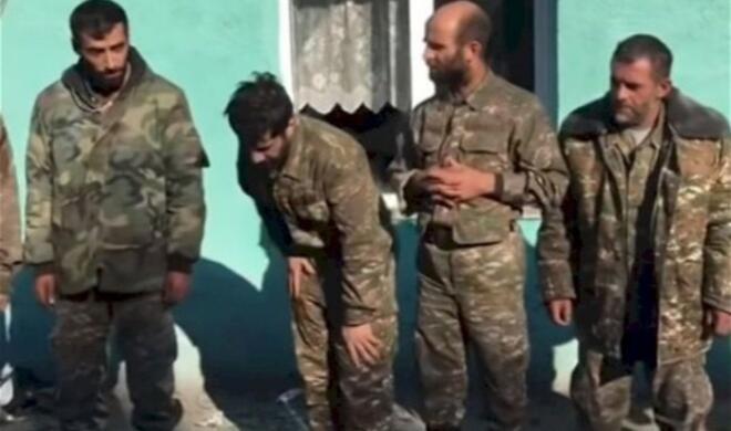 Azerbaijan returns 5 Armenian servicemen -