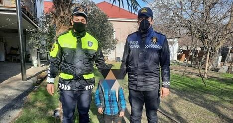 Balakəndə itkin düşən azyaşlıdan xəbər var - Foto