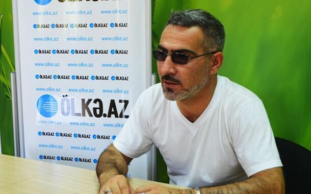Azərbaycanlı aktyor doğum günündə həbs edildi