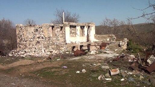 Село Бешдели Зангиланского района - Видео