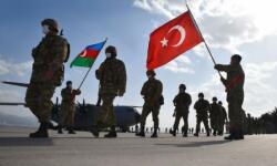 Завершились учения Азербайджана и Турции - Видео