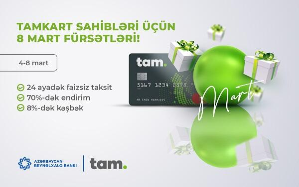 TamKartla yeni fürsətlər!