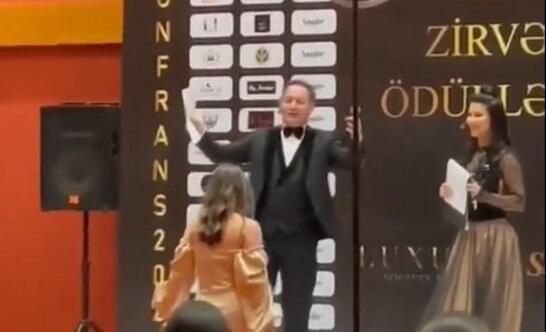 Bakıda məşhur oteldə mərasim: DİN-dən açıqlama - Video