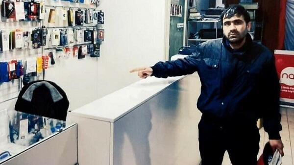 Bakıda telefon və motosiklet oğruları ələ keçdi - Video