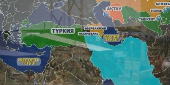 Vətən Müharibəsi Qazaxıstan TV-nin ekranında - Video