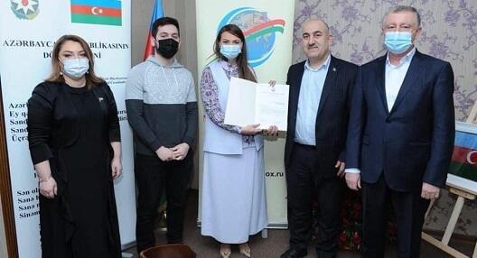 Paşayeva hərbi yönümlü QHT liderləri ilə görüşdü - Foto