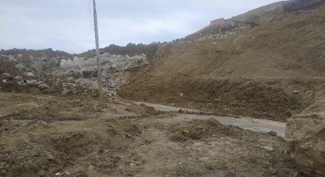 Badamdardakı sürüşmə zonasında 3 quyu qazılır - FHN