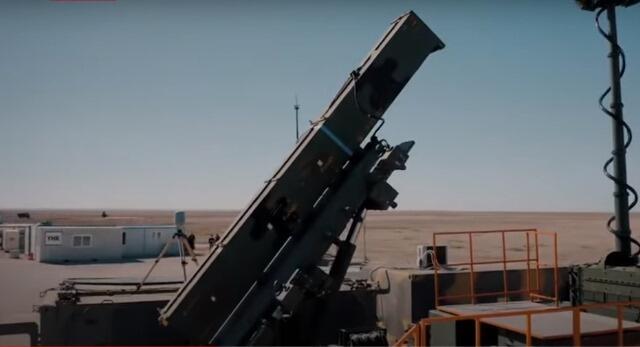 Türkiyə yeni kompleksini sınaqdan keçirdi - Video