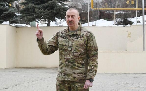 If Armenia listened to my demands... - Aliyev