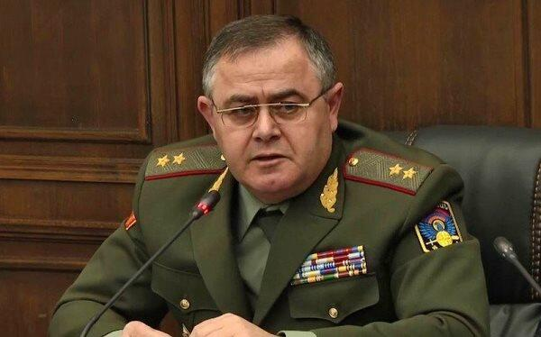 Russian ambassador went to the Armenian Defence Ministry