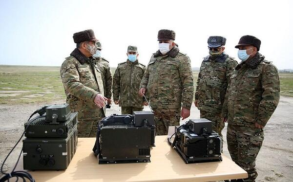 Hasanov and Akar observed joint military exercises -