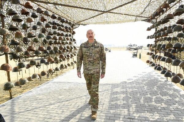 British generals were challenging here - Ilham Aliyev