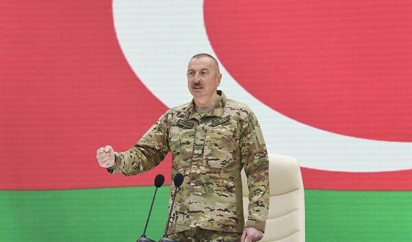 """Prezident onları """"Vətən uğrunda"""" medalı ilə təltif etdi"""