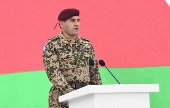 We won at the cost of the blood of our martyrs - Captain