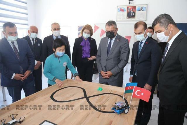 Лаборатория имени Мубариза Ибрагимова в Турции - Фото