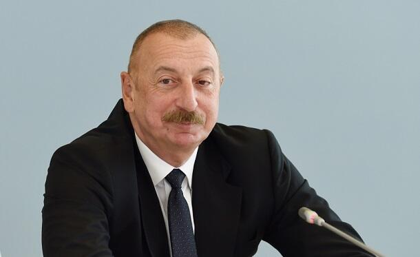The third airport will be built in Lachin - Ilham Aliyev