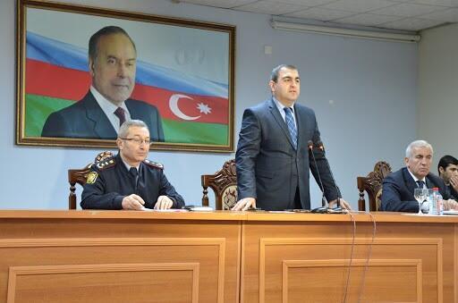 Başçının birinci müavini TŞ-yə müdir təyin edildi