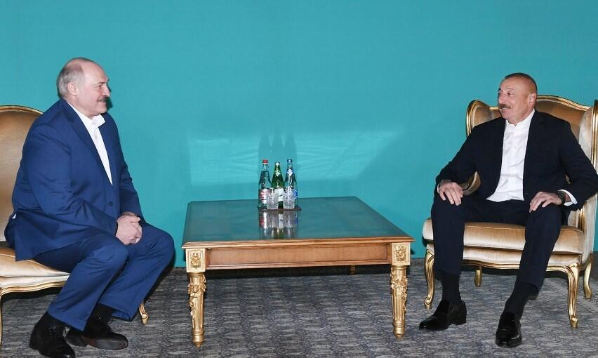Batyanın Bakı səfəri: Belarus Türk Şurasına doğru...