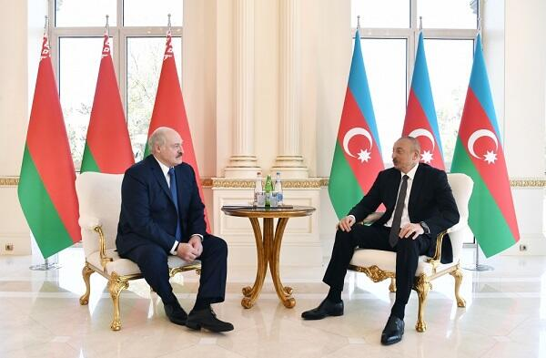Azerbaijan-Belarus documents signed