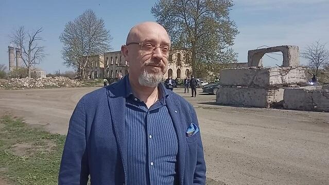 Ukrayna baş nazirinin müavini Ağdama getdi