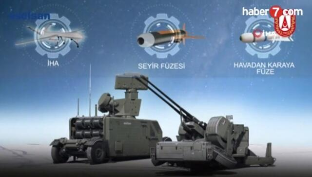 Türkiyənin modernizə edilmiş artilleriyası - Video