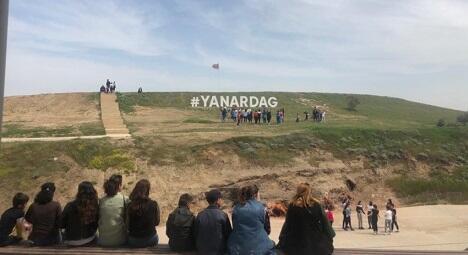 """Azərbaycandakı qoruqlarda """"Açıq qapı"""" günü - Foto"""