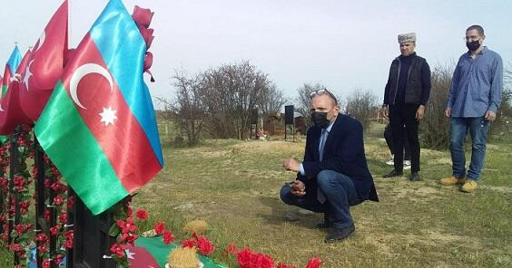 Israeli journalists visit to Azerbaijan's Aghdam district -