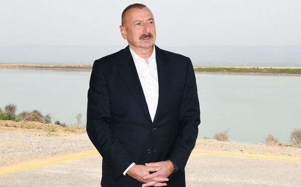 Qarabağda bu cür təsərrüfatlar yaradılsın - Prezident