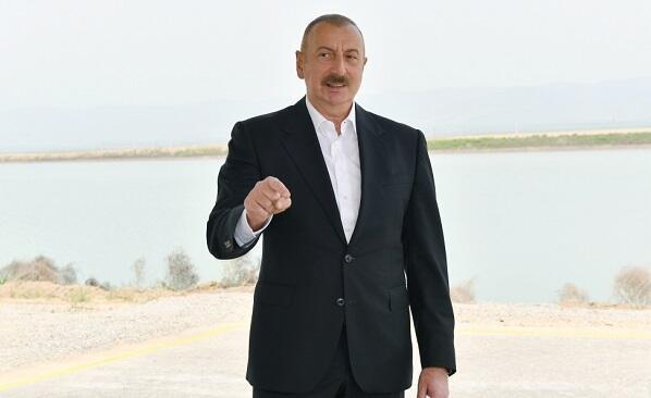 Mina xəritələrini verməmək növbəti cinayətdir - Prezident