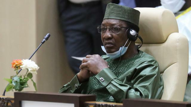 Президент Чада погиб во время боев с повстанцами
