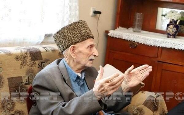 Azərbaycanda II Dünya müharibəsi veteran vəfat etdi