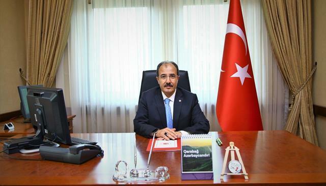 Новый посол Турции в Баку приступил к деятельности